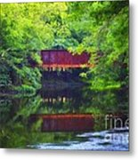 Washingtonville Ny Metal Print