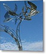Whirlybird Metal Print