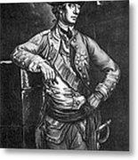 William Howe (1729-1814) Metal Print