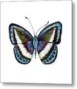 40 Danis Danis Butterfly Metal Print