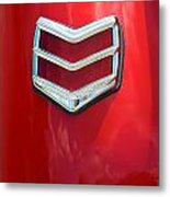40 Ford Coupe Tail Light Metal Print
