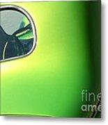 40 Ford - Rear Window-8547 Metal Print