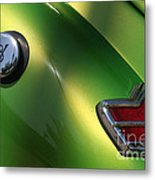 40 Ford - Tank N Tail Light-8527 Metal Print