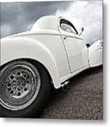 41 Willys Coupe Metal Print