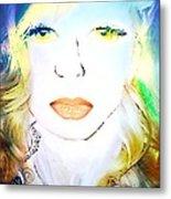 Antoinette Metal Print