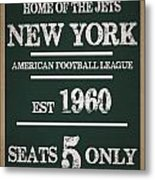 New York Jets Metal Print