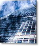 The Shard London Metal Print