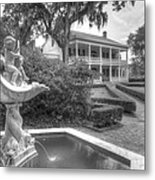 Rosedown Plantation Metal Print by Photo Advocate