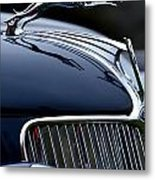 Classic Ford Detail Metal Print