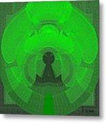 471 - The Keyhole Metal Print
