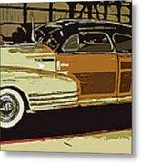 '48 Chevy Cool Metal Print