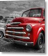 48' Dodge Fargo Metal Print