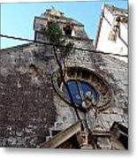 Views Of Dubrovnik Croatia Metal Print
