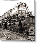 4884 Big Boy Metal Print
