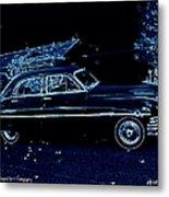 49 Packard Survived Metal Print