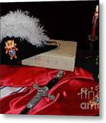 4th Degree Knights Of Colombus Metal Print