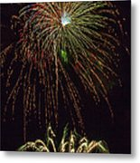 4th July #2 Metal Print