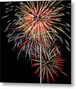 4th Of July 3 Metal Print by Marilyn Hunt