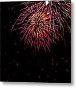 4th Of July 9 Metal Print