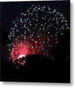 4th Of July Fireworks - 011316 Metal Print