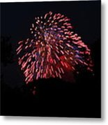 4th Of July Fireworks - 011321 Metal Print by DC Photographer
