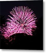 4th Of July Fireworks - 011326 Metal Print