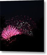 4th Of July Fireworks - 011328 Metal Print