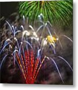 4th Of July Through The Lens Baby Metal Print