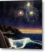 4th On The Shore Metal Print
