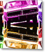 1969 Dodge Charger Metal Print