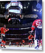 2015 Nhl Stanley Cup Final - Game Six Metal Print