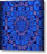 Abstract 119 Metal Print