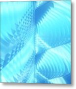 Abstract Artwork Metal Print