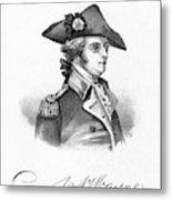 Anthony Wayne (1745-1796) Metal Print