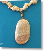 Aphrodite Urania Necklace Metal Print