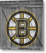 Boston Bruins Metal Print