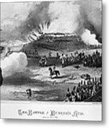 Bunker Hill, 1775 Metal Print