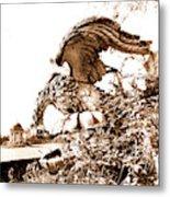 Campania Caserta Carditello Plazzo Reale Metal Print