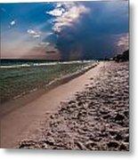 Destin Florida Beach Scenes Metal Print