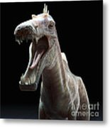 Dinosaur Suchomimus Metal Print