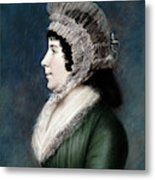 Dolley Madison (1768-1849) Metal Print