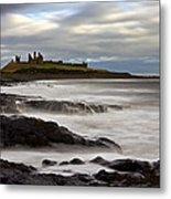 Dunstanburgh Castle Metal Print