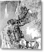 Edward Vii (1841-1910) Metal Print
