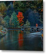 Eidsvoll In Norway Metal Print