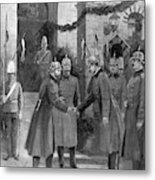 George V (1865-1936) Metal Print