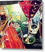 Glass Menagerie Metal Print