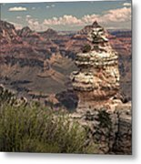 Grand Canyon Metal Print by Cindy Rubin