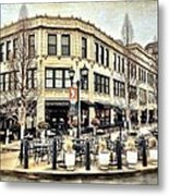 Grove Arcade Metal Print by Mark Block