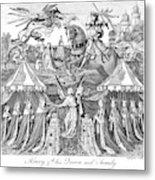 Henry V (1387-1422) Metal Print