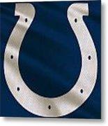 Indianapolis Colts Uniform Metal Print